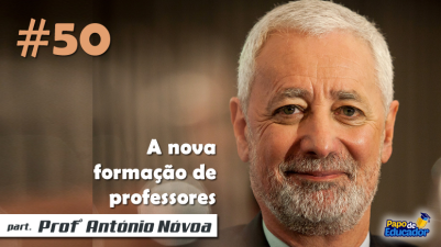 pde50-banner-site - A nova formacao de professores Antonio Novoa